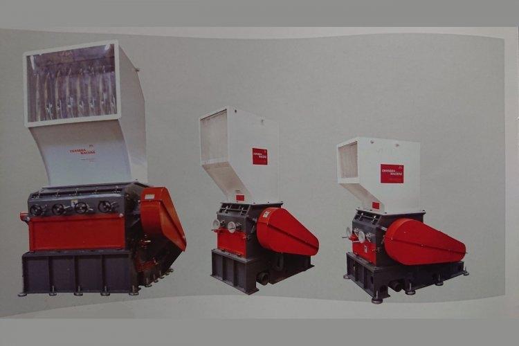 Maszyny<br />do recyklingu