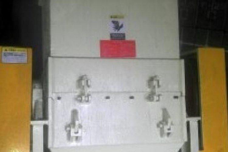 Młyn DR650 - tył